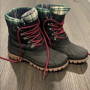 J. Crew Perfect Winter Boot